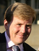 Willem-Alexander van Oranje-Nassau (1967-)