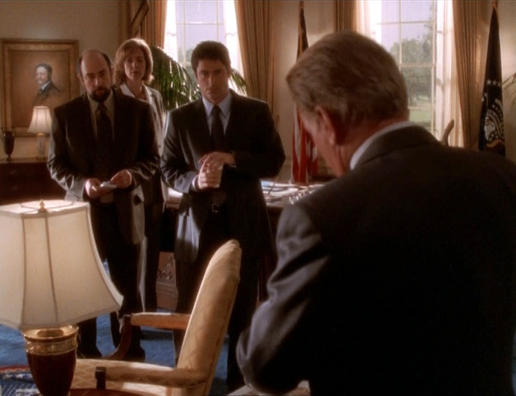 "Philoséries ""The West Wing"" - compte-rendu lacunaire (partie 4)"