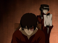 Zuko and Mai reunion