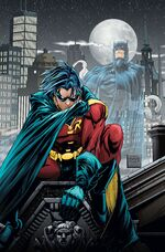 Tim Drake, Red Robin, Robin, New Earth