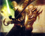 Luke vs yuuzhan vong