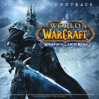 WotLK OST Cover Art