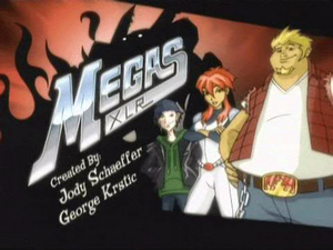 Megas XLR