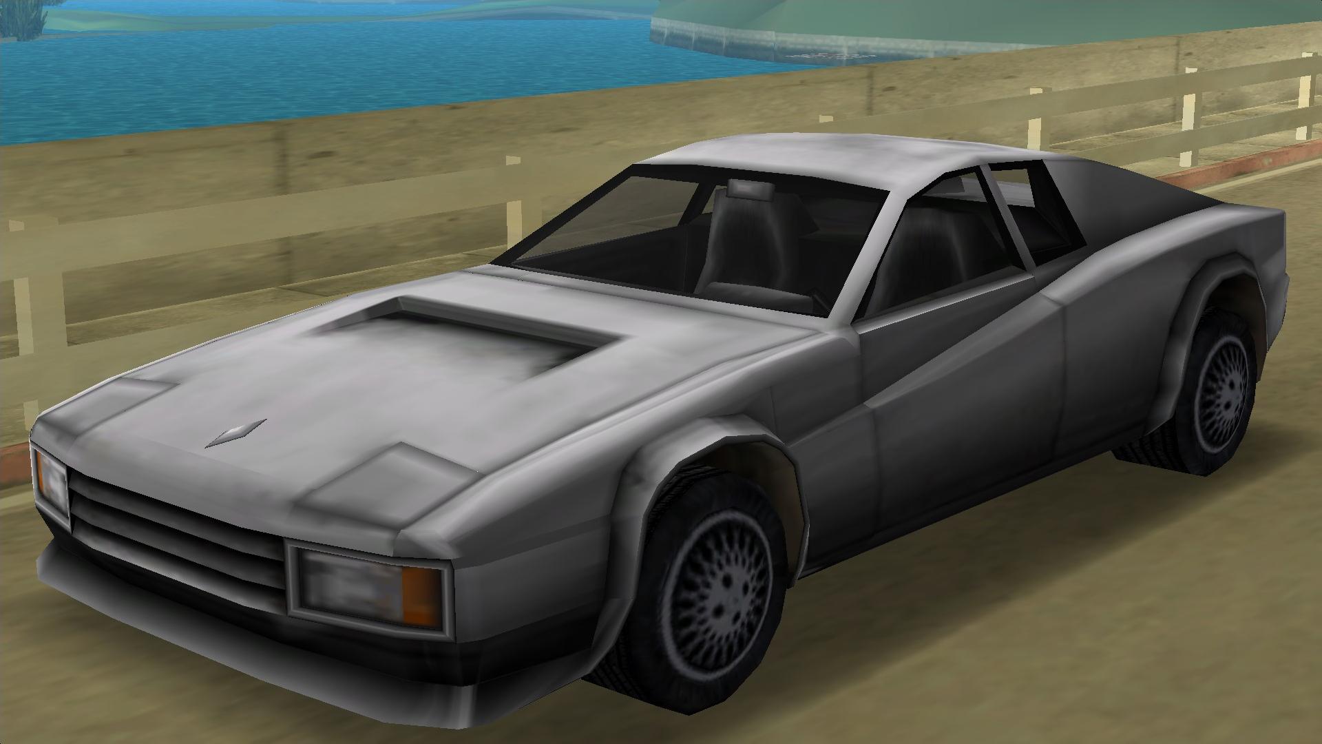 gta 3 cars. Cheetah in GTA: Vice City.