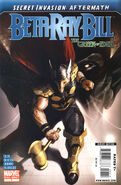 Secret Invasion Aftermath Beta Ray Bill - The Green of Eden Vol 1 1