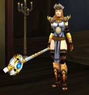 Argent Confessor Paletress