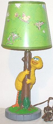 CreatorsDemandIncBigBirdLamp