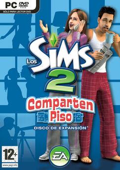 Los sims 2 Informacion de sus expansiones 243px-Compartenpisoportada