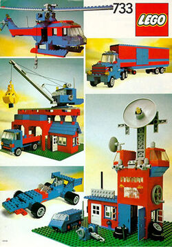 733 Universal Building Set