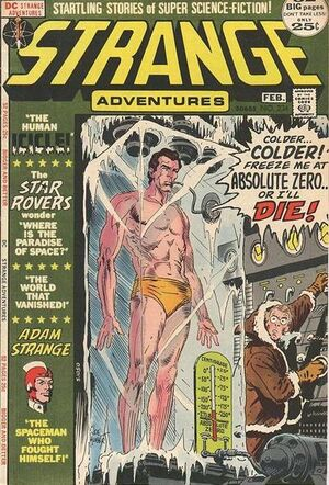 Cover for Strange Adventures #234