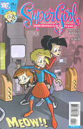 Supergirl - Cosmic Adventures in the 8th Grade Vol 1 4