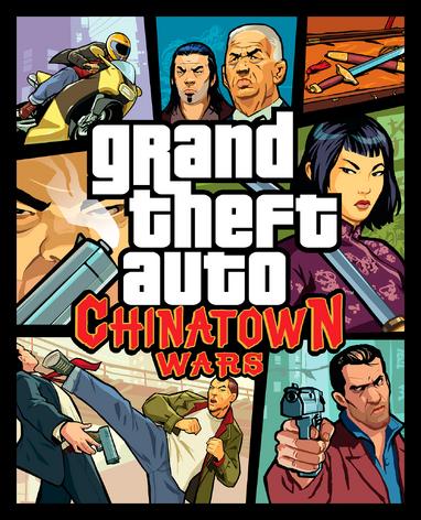 Grand Theft Auto saga