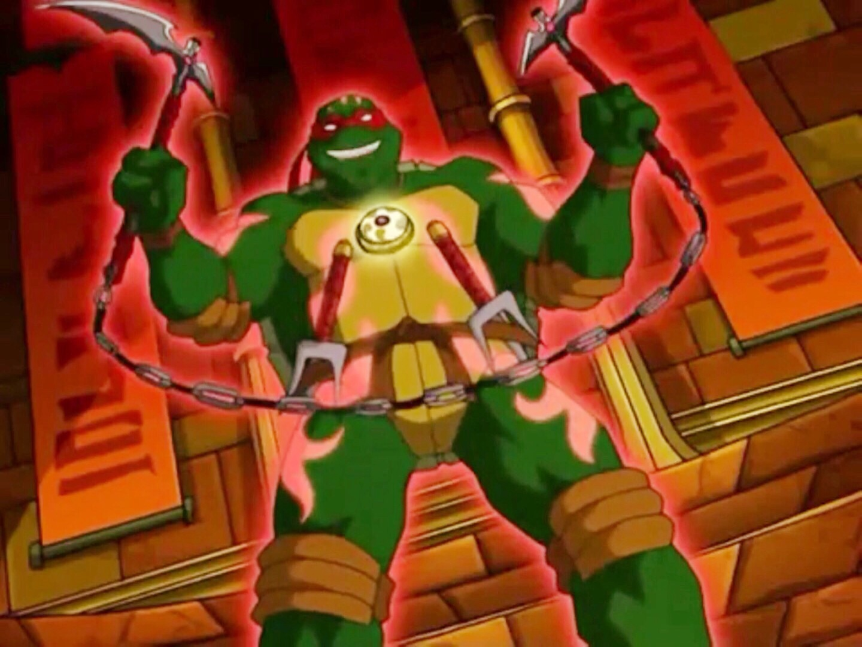 article demons and dragons teenage mutant ninja turtles 2003 episode