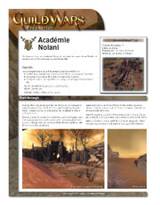 GW Prophecies 04-Academie-Nolani Page 1