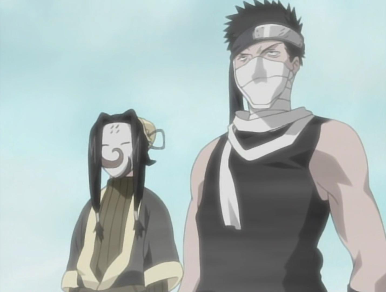 Zabuza And HakuZabuza And Haku Death