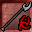 Red Rune Silveran Spear Icon