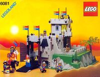 6081 King's Mountain Fortress
