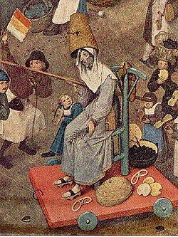 Bruegel Lent