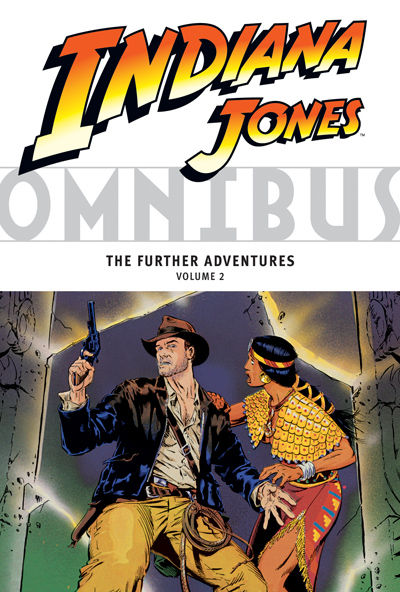 Indiana Jones(Indijana Džons) Stripovi FurtherOmnibus2