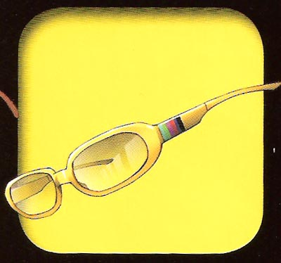 Paint Plastic Glasses Frame : Community Blog by personaspace // Seeking Advice: painting ...