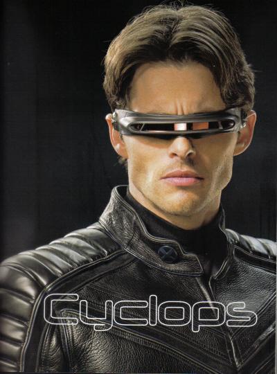 Xmen Cyclopes Sunglasses 67