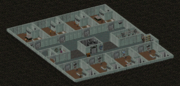Fo2 Vault 13 Living Quarters