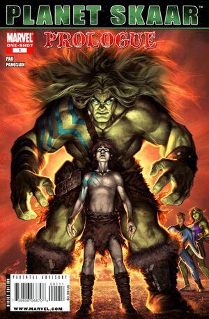 Skaar - Son of Hulk  300px-Planet_Skaar_Prologue_Vol_1_1