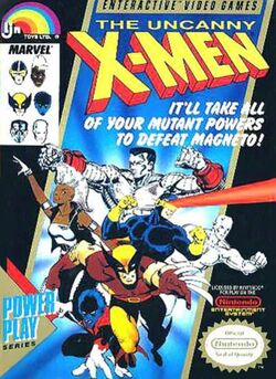 Uncanny X-Men (video game)