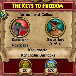 The Keys to Freedom
