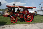 Aveling &amp; Porter no. 14070 Billy Boy of 1930 reg VN 2094 at Barnard Castle 09 - IMG 0580