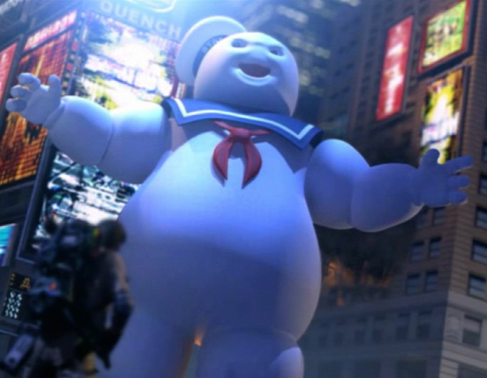 Stay Puft Marshmallow Man - Ghostbusters Wiki -