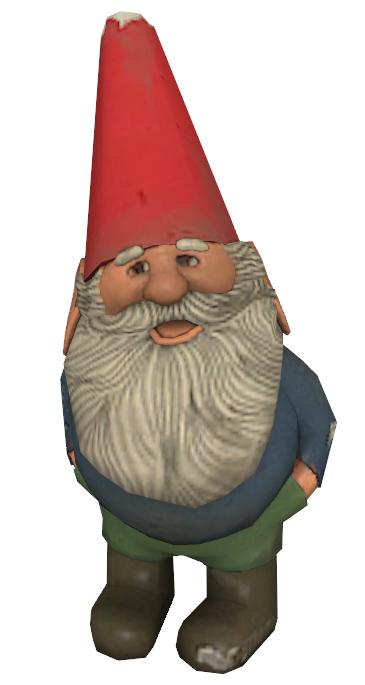 I hate asking. Garden_Gnome_model