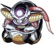 Frieza chair