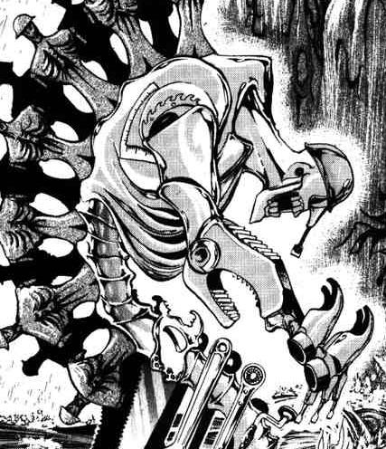 [Ficha] Nougami Neuro EvilCarpenter