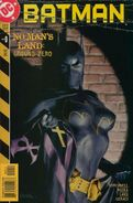 Batman No Man's Land Vol 1 0