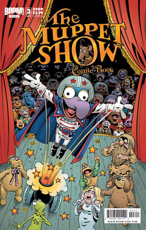 Muppet show comic 3a