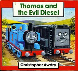 ThomasandtheEvilDiesel