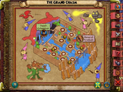 Stone Rose The Grand Chasm Map