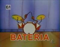 BateriaCartoon