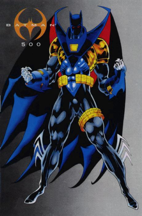 Azrael (Jean-Paul Valley) - Batman Wiki