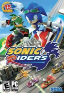 Sonic Riders (PC)