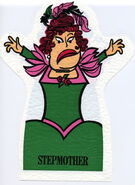 Stepmother puppet