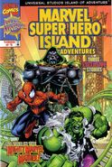 Marvel Super Hero Island Adventures Vol 1 1