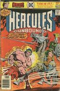 Hercules Unbound Vol 1 6