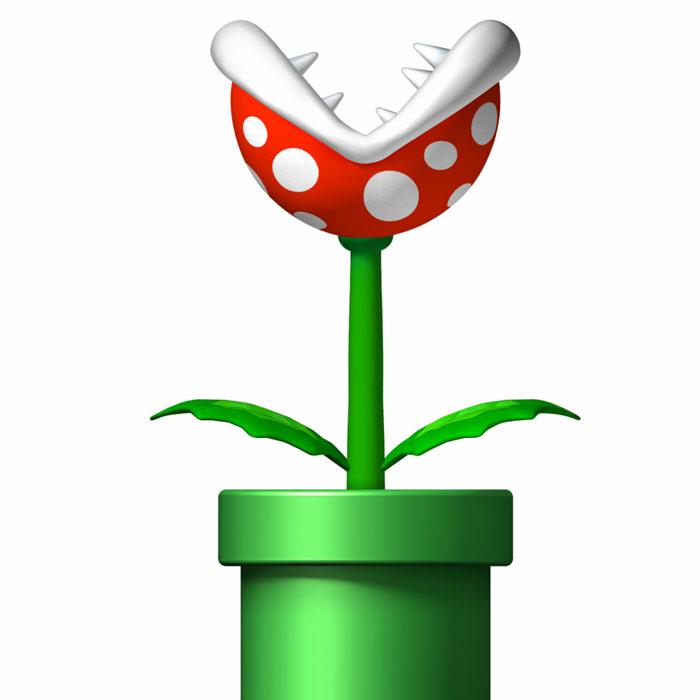 Piranha Plant Video Game History Wiki
