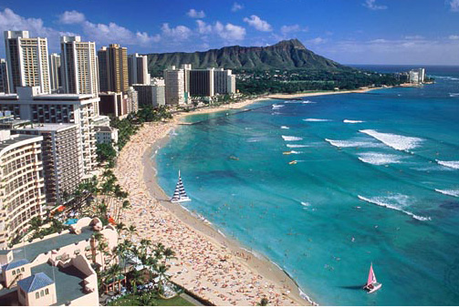 Edmonton To Honolulu Hawaii 476 Roundtrip After Taxes