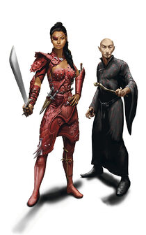 Half-elves - Lars Grant-West