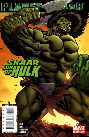 Skaar - Son of Hulk  300px-Skaar_Son_of_Hulk_Vol_1_12