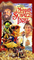 German-Muppets-Die-Schatz-Insel-VHS