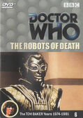 Robots of death netherlands dvd